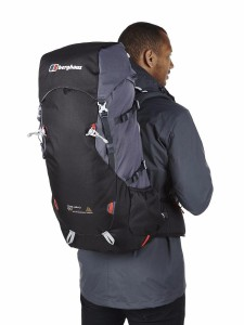 фото Рюкзак Berghaus Trailhead 50 black/dark grey (21813С33) #3