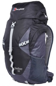 Рюкзак Berghaus Freeflow 2 25 Black-Grey (21597С33)