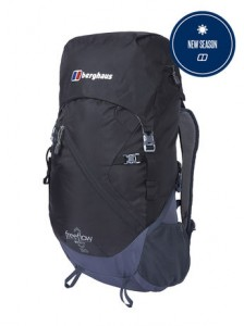 Рюкзак Berghaus Freeflow 2 30 черно-серый (21234С33)