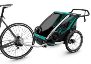 Мультиспортивная коляска Thule Chariot Lite2 (Bluegrass)