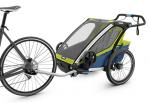 Мультиспортивная коляска Thule Chariot Sport 2 Chartreuse