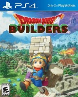 игра Dragon Quest Builders PS4