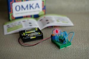 фото Електронний конструктор 'Омка' #19