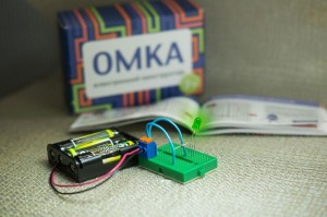 фото Електронний конструктор 'Омка' #23