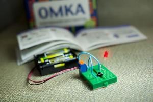 фото Електронний конструктор 'Омка' #10