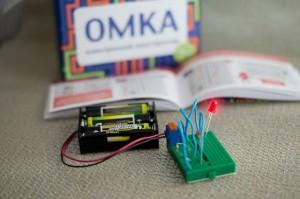 фото Електронний конструктор 'Омка' #17