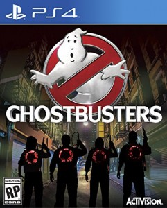 игра Ghostbusters PS4