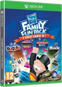 игра Hasbro Family Fun Pack Xbox One