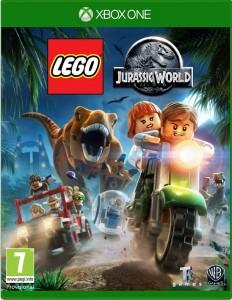 игра Lego Jurassic World Xbox One - русская версия
