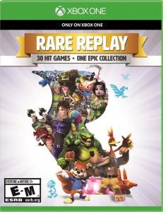 игра Rare Replay Xbox One