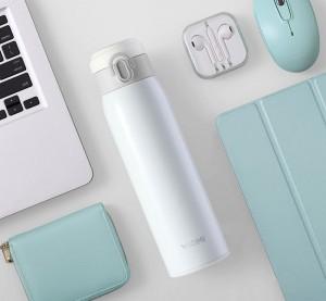 фото Термос Xiaomi Viomi stainless vacuum cup White 460 ml (Р29444) #4