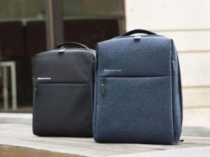 фото Рюкзак Xiaomi Mi minimalist urban Backpack Blue 1162900004 (Р28250) #4