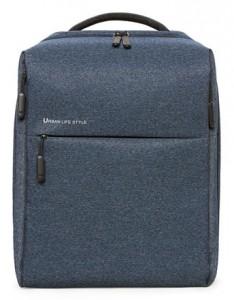 Рюкзак Xiaomi Mi minimalist urban Backpack Blue 1162900004