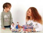 фото Магнітна гра Bombat Game 'Одягни ляльку: Аделіна' (5741C) #3
