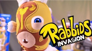 скриншот Rabbids Invasion PS4 - Русская версия #4
