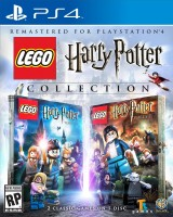 игра LEGO Harry Potter Collection PS4