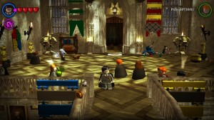 скриншот LEGO Harry Potter Collection PS4 #5