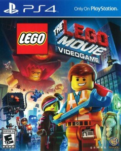 игра The LEGO Movie Videogame PS4