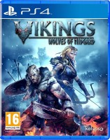 игра Vikings: Wolves of Midgard PS4 - Русская версия