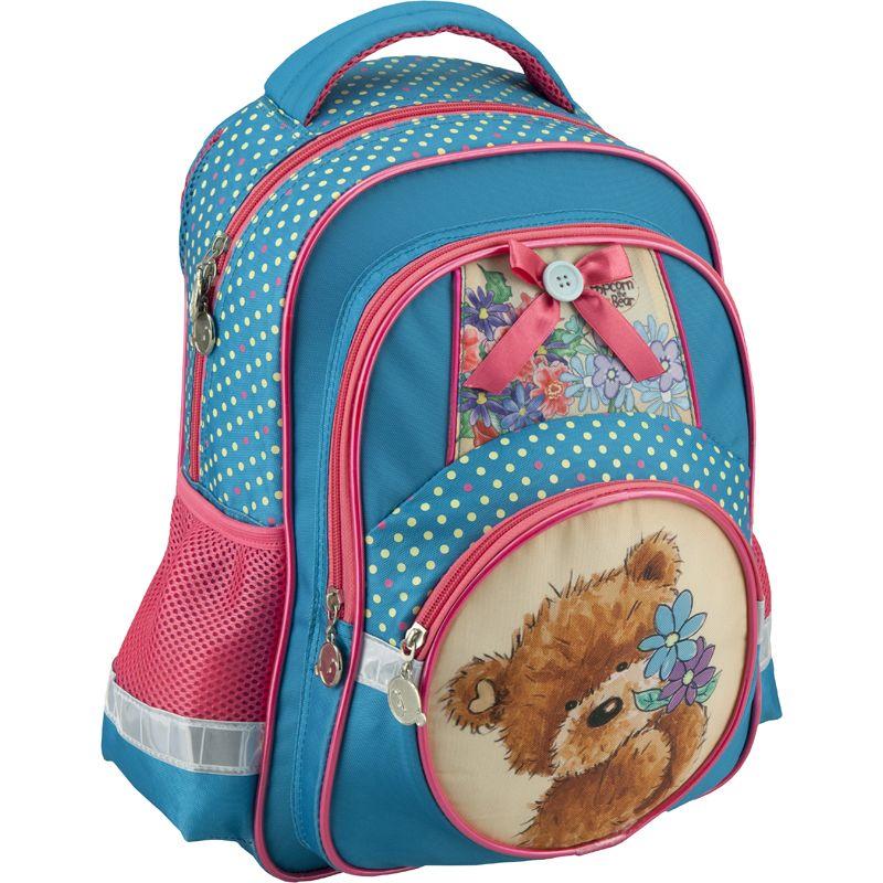 6527572c3a30 Рюкзак школьный Kite Popcorn Bear PO16-525S купить в Киеве и Украине с  доставкой