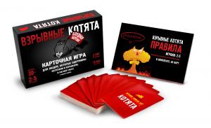 фото Настольная игра Bombcat 'Взрывные котята' (блудная версия) #2