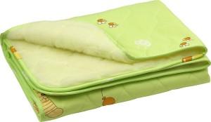Одеяло детское Руно 140 х 105 (320ОУ_салатовий)