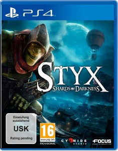 игра Styx: Shards of Darkness PS4