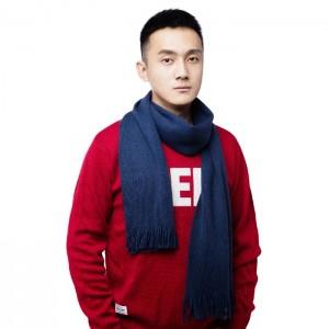 фото Шарф Mi wool scarf Navy Blue (1163300016) #2