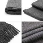 фото Шарф Mi wool scarf Navy Blue (1163300016) #4