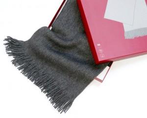 фото Шарф Mi wool scarf Navy Dark Gray (1163300015) #2