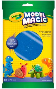 Масcа для лепки Crayola (синяя) (57-4442)