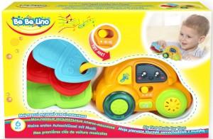 Мои первые музыкальные ключи-машинка BeBeLino (58001)