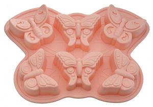 Форма для кексов Fissman 'Бабочка' (BW-6661.6)