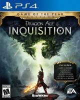 игра Dragon Age 3: Инквизиция. Game of the Year Edition PS4