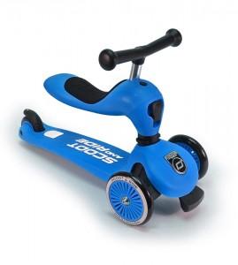 Самокат Scoot and Ride 'Highwaykick-1' синий (SR-160629-BLUE)