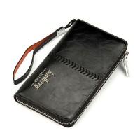 Подарок Кошелек Baellerry Leather (черный)