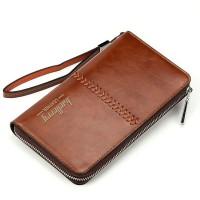Подарок Кошелек Baellerry Leather (коричневый)