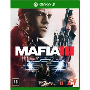 игра Mafia 3 Xbox One - русская версия