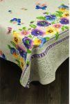 Скатерть Руно цветы 150 х 150 см