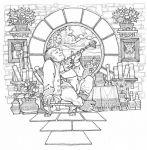 фото страниц Волшебный мир Средиземья Дж.Р.Р. Толкина: Книга для творчества #4
