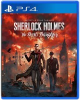 игра Sherlock Holmes: The Devils Daughter PS4 - Русская версия