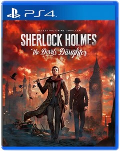 игра Sherlock Holmes: The Devils Daughter PS4 - Русская версия
