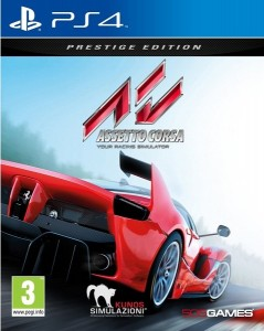 игра Assetto Corsa Prestige Edition PS4 - Русская версия