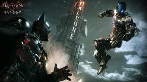 скриншот Batman: Arkham Knight Game of the year edition PS4  - Русская версия #3