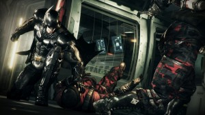 скриншот Batman: Arkham Knight Game of the year edition PS4  - Русская версия #6