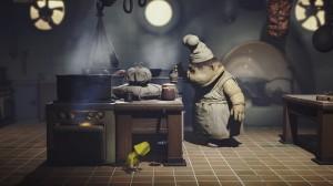 скриншот Little Nightmares PS4 - Русская версия #6