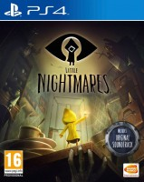 игра Little Nightmares PS4 - Русская версия