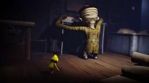 скриншот Little Nightmares PS4 - Русская версия #3