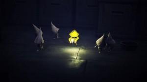 скриншот Little Nightmares PS4 - Русская версия #2