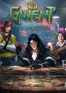 игра Gwent: The Witcher Card Game Xbox One
